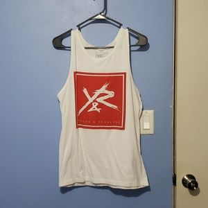 Mens Young & Reckless Tank Top